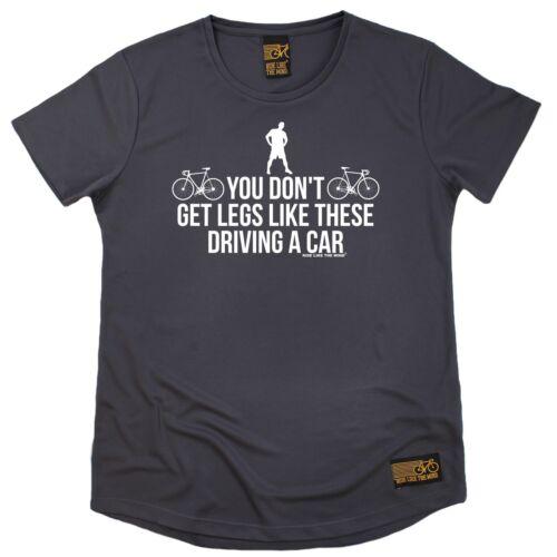Dont se jambes comme cette conduite automobile Sports Round-neck t-shirt Cyclisme Anniversaire