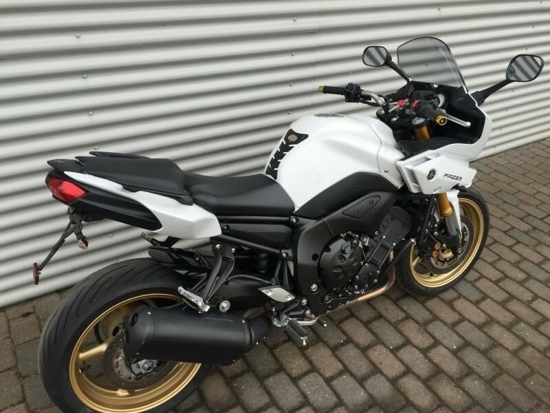Yamaha, FZ8 S, ccm