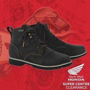 Oxford Digby Leather Motorcycle Boots