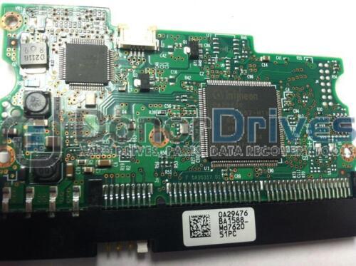 HDT722516DLAT80 0A29476 BA1588/_ BA1769 0A31635 Hitachi IDE 3.5 PCB