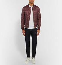 BURBERRY BRIT QUILTED SHELL BOMBER JACKET SIZE M 669€