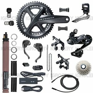 Shimano-Ultegra-R8060-DI2-T-amp-T-trial-Upgrade-GroupSet-w-SW-R9160-New