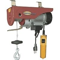 UL LISTED WINCH NEW 1300 LB ELECTRIC HOIST /& REMOTE