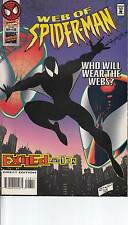 WEB OF SPIDERMAN 128..... NM- ..1995...Exiled Part 1 of 4!..Bargain!