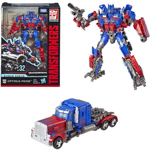 Transformers Studio Series ~ OPTIMUS PRIME ACTION FIGURE #32 ~ Voyager Class