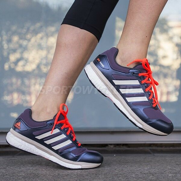 ADIDAS SUPERNOVA GLIDE BOOST CLIMAHEAT damen LADIES RUNNING GYM TRAINERS schuhe