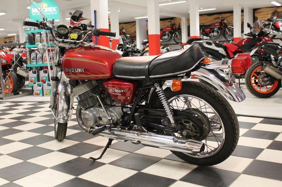 Suzuki, GT 500, ccm 500