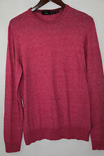 #53 Hugo Boss Perinus Cotton Crew Neck Sweater Size L