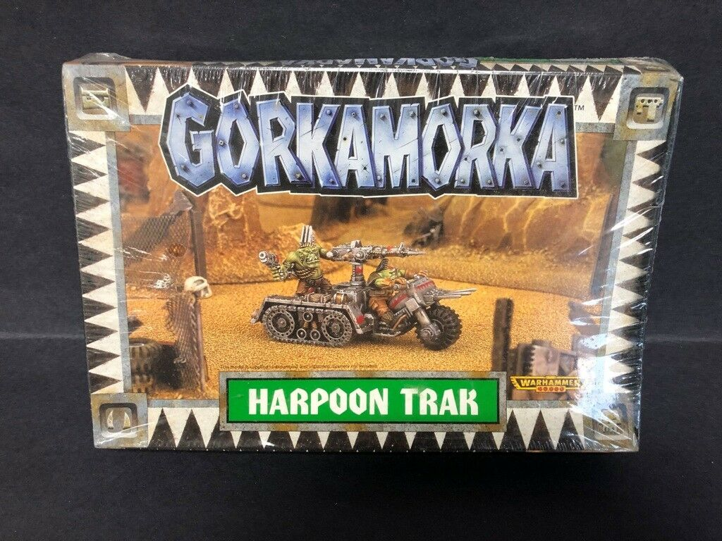 giocos lavoronegozio  Warhammer 40K Gorkamorka Harpoon Trak NIB Factory Sealed  economico in alta qualità