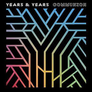 YEARS-AND-YEARS-COMMUNION-CD-ALBUM-July-10th-2015-FREE-UK-P-amp-P