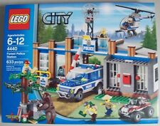 LEGO City 4440 FOREST POLICE STATION ~ NIB ~ Retired