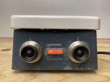 Corning Pc351 Stirrer Mixer Hotplate Magnetic Hot Plate Laboratory Pc 351