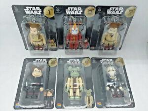 HAPPY-LOTTERY-Bearbrick-Medicom-Toy-STAR-WARS-NUEVO-CERRADO-Varios-Modelos