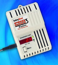 New Safety Siren HS71512 Pro Series3 Radon Gas Detector Alarm Monitor Tester RS1