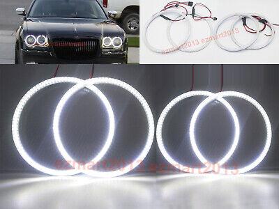 RF RGB halo rings for Chrysler 300 2011-2016 headlight LED angel eye lamp DRL