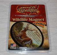 Whitetail Buck Deer Wildlife Multi-purpose Magnet