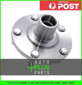 Fits-TOYOTA-MARK-2-WG-MCV25-SXV25-4WD-1997-2001-Front-Wheel-Bearing-Hub