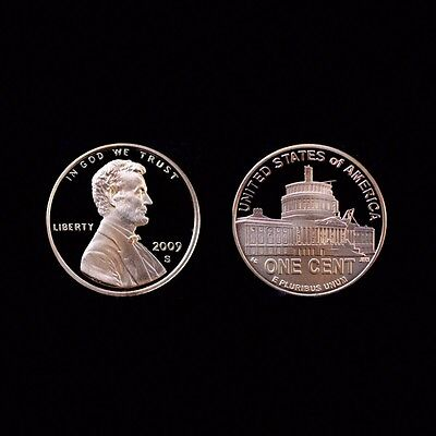2009 P+D+S Lincoln Formative ~ Gem Proof /& PD Business Strikes