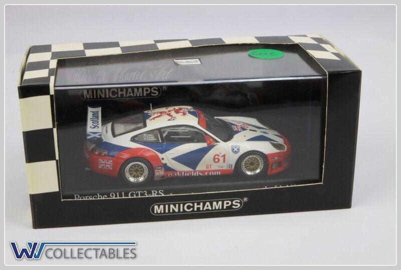 negozio outlet Minichamps 1 43 43 43 PORSCHE 911 gt3 RS Sebring 12 HRS 2003 1 of 1440 PCS.  spedizione veloce in tutto il mondo