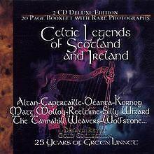 Celtic Legends of Scotland and Ireland von Various | CD | Zustand sehr gut