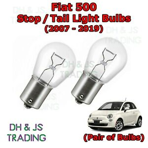 10 15) Fiat Abarth 500c Stop Tail