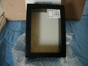 Shadowbox Frame 5x7 Black
