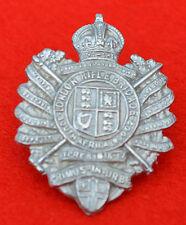 British Army. London Rifle Brigade Genuine Field Service Cap Badge
