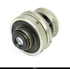 Kino Plasmat 1:1,5 12,5mm Hugo Meyer Lens D Mount