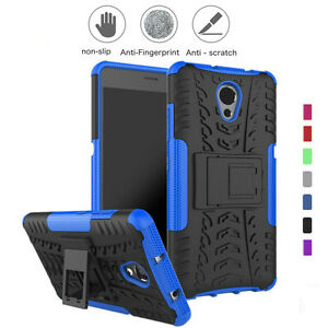 Rugged-Tire-Grain-Armor-Hybrid-Stand-Protective-Case-Phone-Cover-for-Lenovo-P2