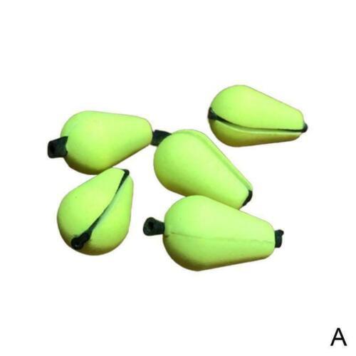 EVA Floating Foam Strike Indicator Zubehör für das Fliegenfischen R4A9