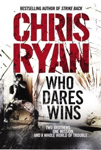 1 of 1 - New, Who Dares Wins, Chris Ryan, Book