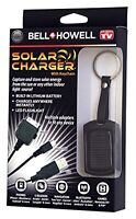 Bell+howell Solar Charger - Solar Charger