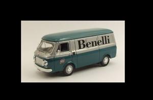 Fiat 238 Benelli Trasporto moto 1970 1 43 Rio 4381 Made in
