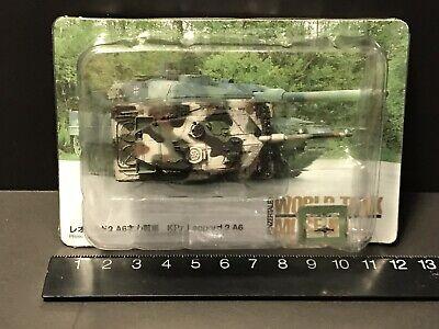 1//144 Takara Kaiyodo World Tank Museum 3 German PANTHER Ausf.G Winter Camo model