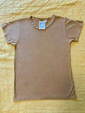 Jungmaven Organic Cotton Hemp Basic  S/S Short Sleeve LOREL COYOTE T-Shirt Top