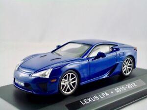 Lexus-LFA-2010-2012-blau-metallic-Altaya-1-43