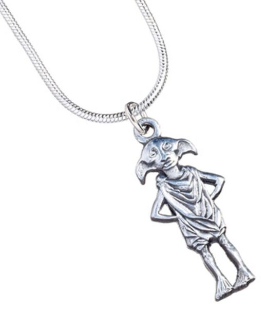 Harry Potter : DOBBY THE HOUSE-ELF Necklace from The Carat Shop