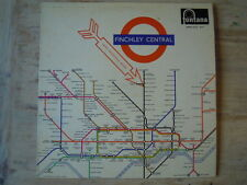 New Vaudeville Band - FINCHLEY CENTRAL (Lp) 1° Press ITALY Cover Laminated