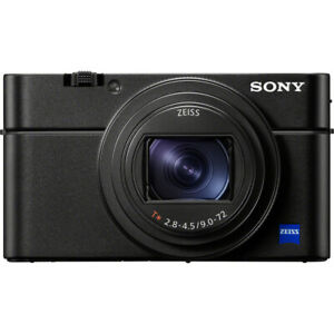 Sony Cyber-Shot DSC-RX100 VII Premium Compact Digital Camera - (Open Box)