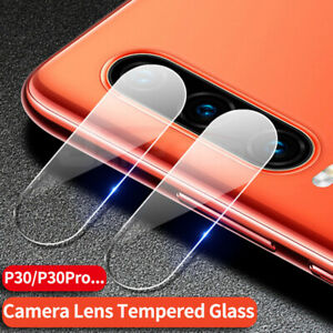 2x-Rear-Back-Camera-Lens-Protector-For-Huawei-P30-Lite-Pro-Full-Film-Cover-Case