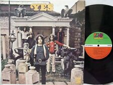 YES - S/T LP (1st US Pressing on ATLANTIC, George Piros Master, Debut Album)