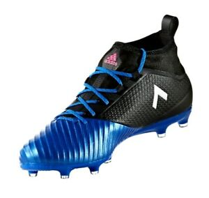 dea06baa6c3b Adidas Ace 17.2 Primemesh FG Men s Football Cleats Blue Black BB4325 ...