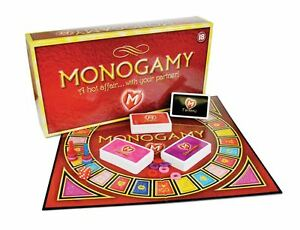 MONOGAMY A HOT AFFAIR..... WITH YOUR PARTNER GAME VALENTINES DAY PARTY