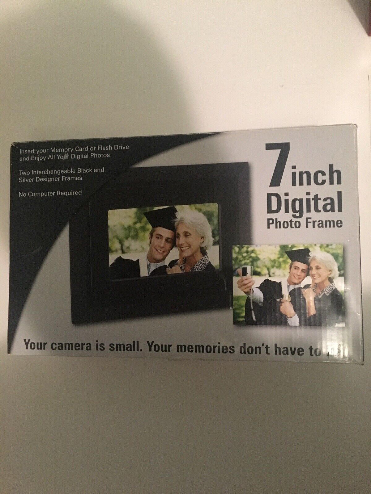 Digital Labs K101 7 inch Electronic Picture Frame