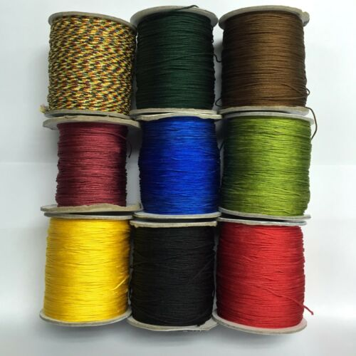 about 1 meter of Plain Necklace Silk Cord String with Installation 3 feet