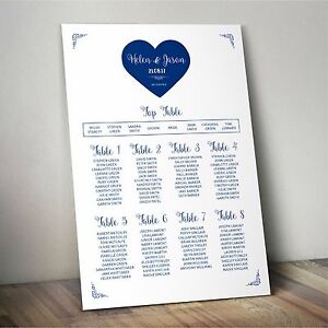 Classic-Heart-Table-Plan-Seating-Plan-FREE-DRAFT