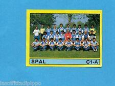 PANINI CALCIATORI 1988/89-Figurina n.562- SPAL - SQUADRA -Recuperata
