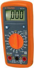 Truper 10401 Digital Voltmeter Ammeter Ohmmeter Multimeter Volt Ac Dc Tester