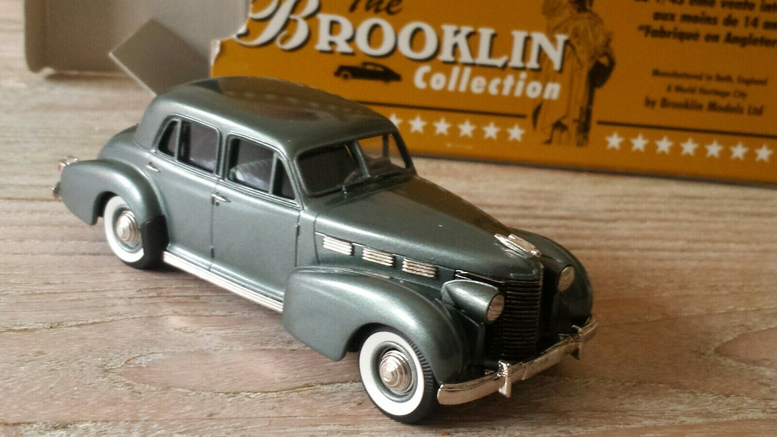 Brooklin models illac 60 Special 1938  BRK 86 1 43