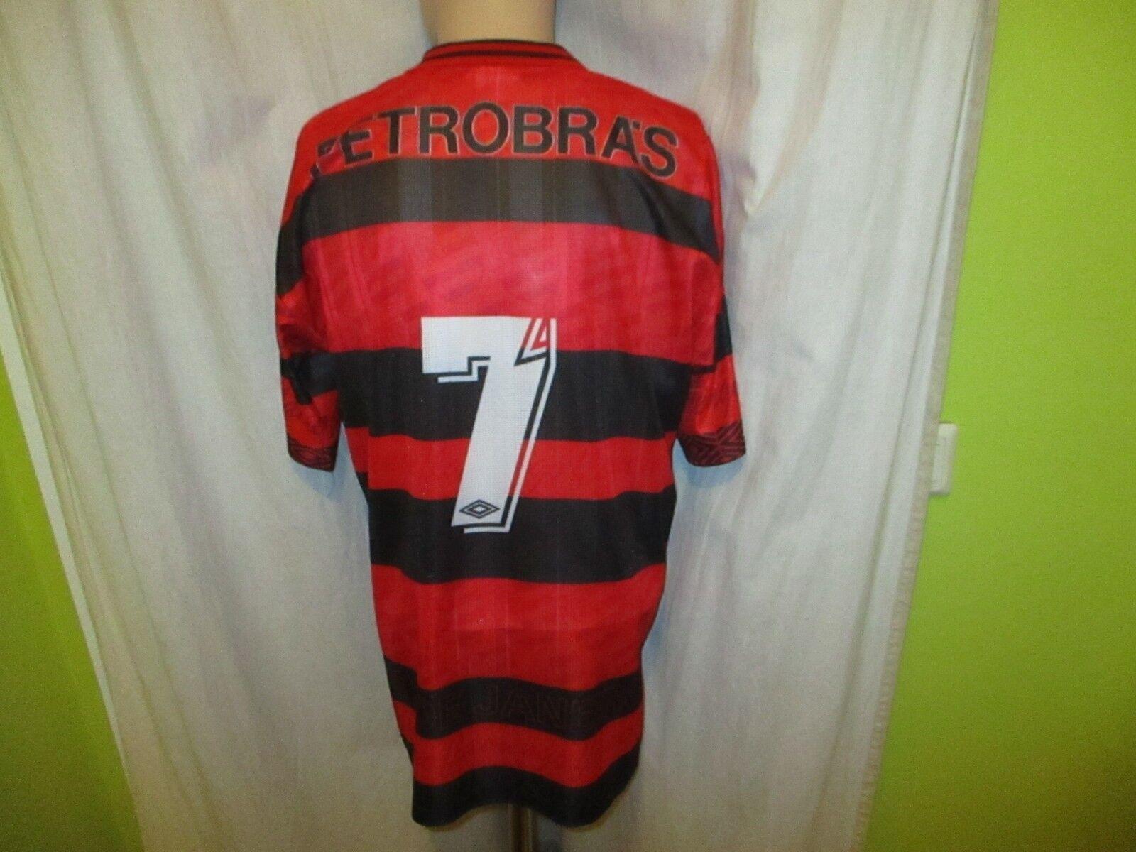 CR Flamengo Rio de Janeiro umbro 1995/96 Trikot 1995/96 umbro